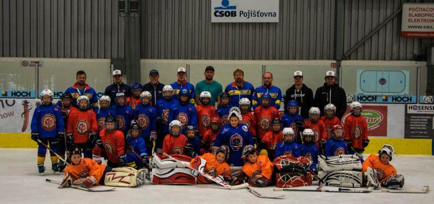 Summer 2018- Hockey Camp with Martin Hanzal